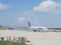 Un avion TAROM a facut pana la aterizare, in Timisoara