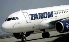 Un avion Tarom cu pasageri s-a intors pe aeroportul din Timisoara din cauza unor defectiuni tehnice. Alina Gorghiu era in aeronava