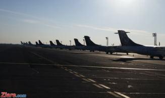 Un avion a aterizat de urgenta la Frankfurt, dupa ce pasagerilor li s-a facut rau