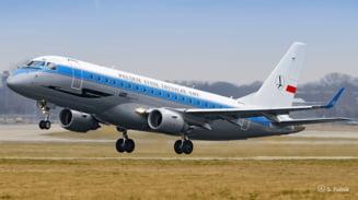 Un avion a fost tinut la sol la Cluj, pentru o stewardesa suspecta de coronavirus