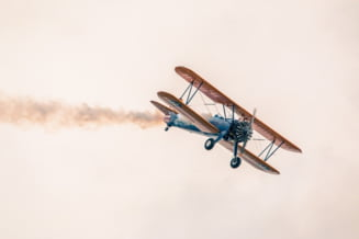 Un avion de mici dimensiuni, prabusit in Slovacia. Pilotul si pasagerul ar fi fugit ca sa nu fie prinsi de Politie