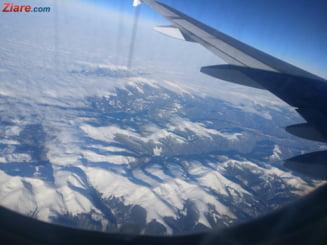 Un avion de mici dimensiuni s-a prabusit in Suedia: Nimeni nu a supravietuit