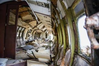 Un avion de pasageri s-a prabusit in Rusia: Un copil e unicul supravietuitor
