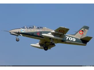 Un avion de tip IAR 99 Soim s-a prabusit langa Bacau
