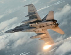 Un avion spion al Rusiei a violat spatiul aerian al NATO