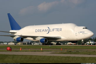Un avion urias a aterizat din greseala pe alt aeroport - pista e prea scurta pentru a mai decola (Video)
