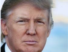 Un avion usor a fost incerceptat deasupra complexului hotelier in care Donald Trump juca golf