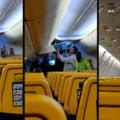 Un bărbat care a refuzat să poarte mască, dat jos dintr-un avion care pleca de la Cluj spre Londra. Pasagerii au aplaudat