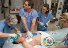 Un barbat a ajuns in stare grava la spital, in urma unei alergii la aerul rece