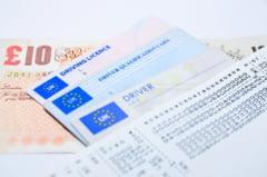 Un barbat a cumparat un permis de conducere fals cu 350 de euro, dar a fost prins. Cum si-au dat politistii seama