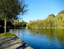 Un barbat a fost gasit inecat in lacul IOR