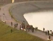 Un barbat a fost gasit mort pe Lacul Morii