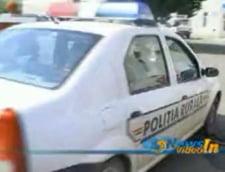 Un barbat a furat masina politiei pentru a ajunge mai repede la o petrecere