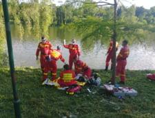Un barbat a murit dupa ce s-a aruncat in lacul din Parcul Tineretului, din Bucuresti