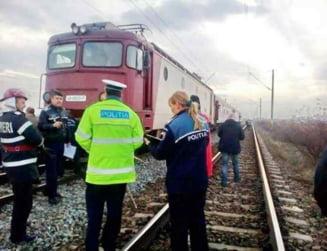 Un barbat care ar fi fost lovit tren a fost gasit dupa o vreme la barul din sat. S-a intamplat in judetul Botosani