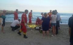 Un barbat de 43 de ani s-a inecat la Constanta. Alte patru persoane, salvate la timp in sudul litoralului