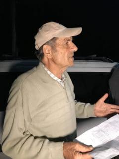 Un barbat de 74 de ani a ramas fara lemne, dintr-o ...gresala