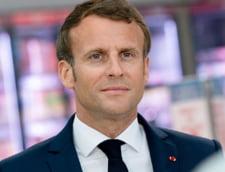 """Un barbat din Franta, retinut pentru alerta cu bomba intr-un cimitir unde urma sa ajunga presedintele Macron ca sa se """"distreze"""""""