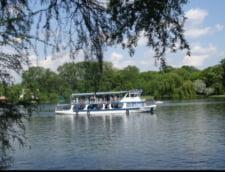Un barbat s-a inecat in lacul Herastrau