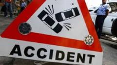 Un biciclist a fost ACCIDENTAT MORTAL pe DN 6, la iesirea din ORSOVA
