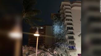 Un bloc cu 12 etaje din Miami Beach s-a prabusit.O persoana a fost declarata decedata. Numarul persoanelor prinse intre daramaturi ramane necunoscut UPDATE VIDEO