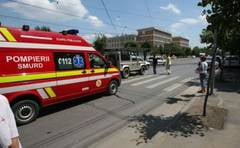Un brasovean a fost accidentat grav pe trecerea de pietoni