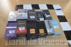 Un bucurestean vindea parfurmuri contrafacute in Focsani