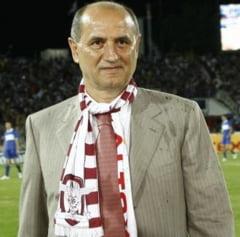 """Un capitan al Rapidului il distruge pe Copos: """"Imbecilul a bagat clubul in insolventa!"""""""