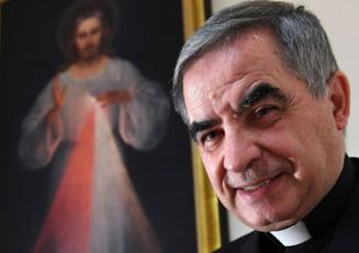 Un cardinal catolic, judecat pentru infracțiuni financiare, între care deturnare de fonduri și spălare de bani
