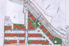 """Un cartier rezidential va """"rasari"""" pe strada Ceryat din Oradea. Vor fi construite si blocuri ANL"""