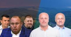 Un cercetat penal completeaza echipa lui Mocioalca trimisa in alegeri impotriva lui Ioan Popa si Romeo Dunca