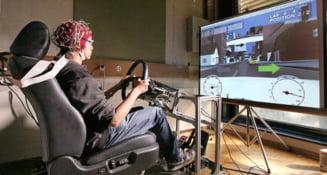 Un cercetator roman participa la proiectul automobilului care scaneaza gandurile