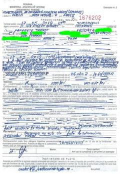 Un cetatean amendat la Topoloveni depune plangeri penale