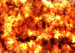 Un combinat chimic a explodat in China: 19 oameni au murit
