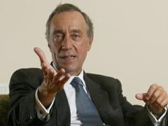 Un comentator de televiziune castiga din primul tur prezidentialele din Portugalia - rezultate partiale