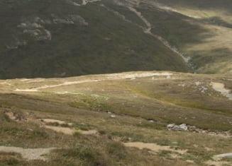 Un complex rezidential a primit autorizatie de constructie in zona inalta a Bucegilor. Se anunta proteste pe munte