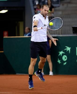 Un component al echipei de Cupa Davis si-a anuntat retragerea din tenis