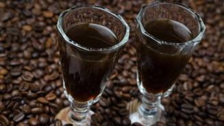 Un concurent pentru whisky si rom: Brandy din zat de cafea