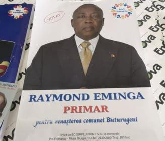 """Un congolez, plecat din PSD din cauza lui Dragnea, vrea sa fie primar intr-o comuna din Giurgiu din partea partidului lui Ponta: """"Este o pata de culoare pentru noi"""""""