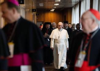 Un consilier al papei Francisc dezvaluie ca Biserica a distrus dosare privind abuzurile sexuale ale preotilor
