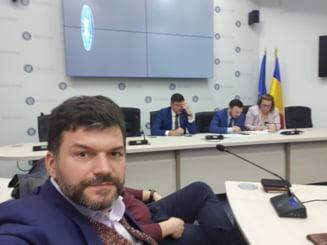 """Un consilier general USR-PLUS povesteste un episod ciudat cu fostul ministru Costel Alexe: """"Domnul Tabla m-a intrebat daca sunt la Chisinau, in gluma"""""""