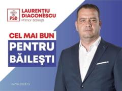 Un consilier local PSD din Dolj, fost candidat la Primaria Bailesti, condamnat la inchisoare pentru trafic de droguri