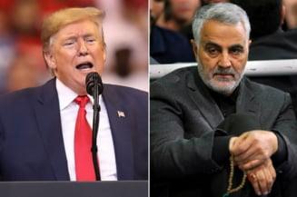 Un cont de Twitter afiliat ayatollahului Khamenei cheama la razbunarea asasinarii generalului Soleimani si il ameninta pe Donald Trump