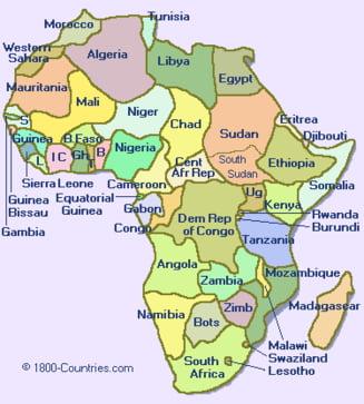 Un continent despre care stim mai putin decat merita: Africa