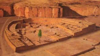 """Un copac simbolic, un """"pom al vietii"""" dintr-o asezare amerindiana, s-a dovedit a fi cu totul altceva"""