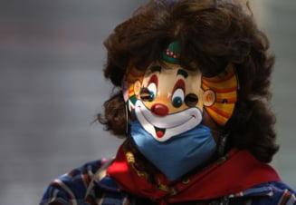 Un copil de 11 ani din Anglia, depistat cu gripa porcina la Sibiu