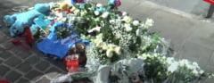 """Un copil de 4 ani a murit după ce a căzut de la balcon: """"L-am scăpat din brațe, apoi m-am dus să mănânc o pizza"""" VIDEO"""