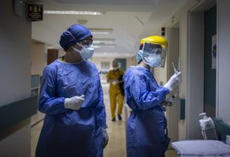Un copil de 6 ani este internat la Spitalul Grigore Alexandrescu in sectia de COVID-19. A fost operat de peritonita