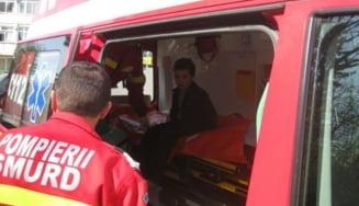 Un copil din Maramures a fost ucis de trasnet