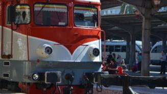 Un copil in varsta de 14 ani a fost spulberat de tren. Greseala fatala facuta de baiat